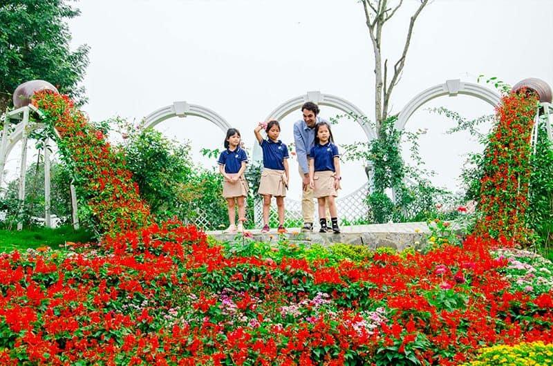 Vuon Hoa Hong Eraschool