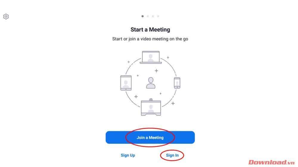 Huong Dan Zoom Cloud Meetings Dien Thoai 1 2 1