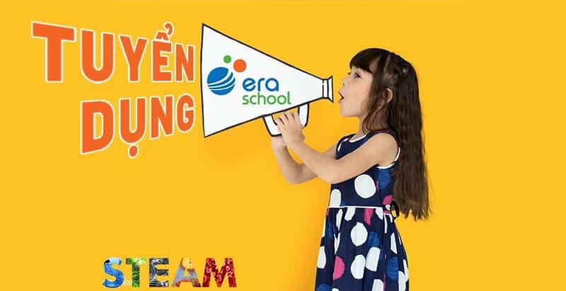 Eraschool Tuyen Dung