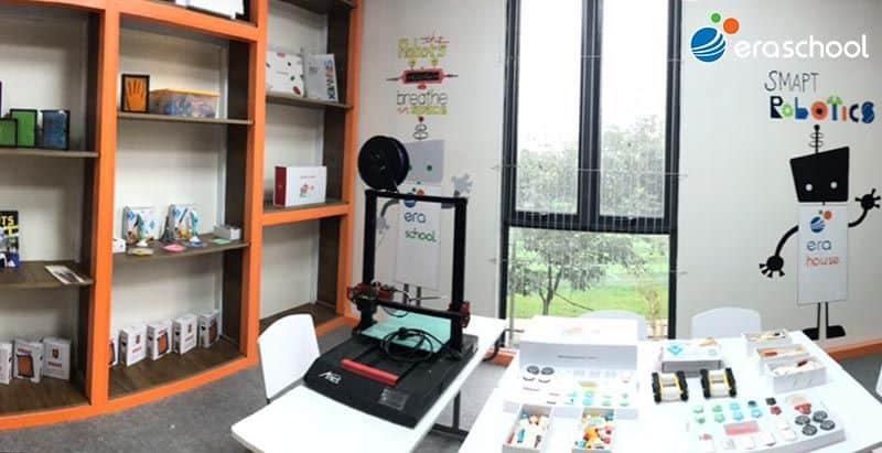 Phong Robotic